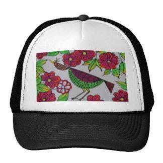 birdy trucker hat