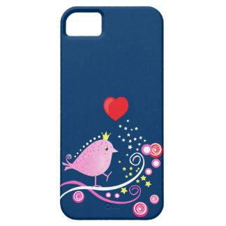 Birdy Vector Swirl -  Case-mate iPhone 5