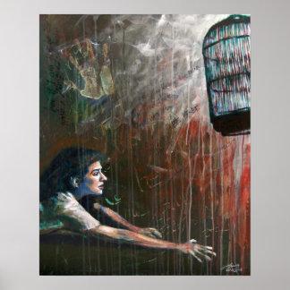 Birkleigh 2/3: desperation poster