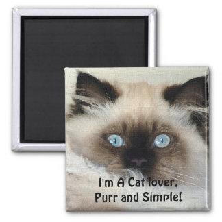 Birman - Ragdoll Cat Pet-Lover Magnet