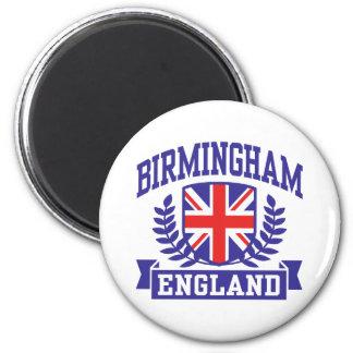 Birmingham 6 Cm Round Magnet