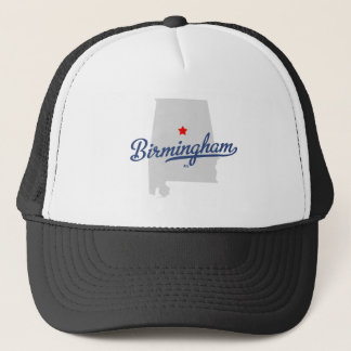 Birmingham Alabama AL Shirt Trucker Hat