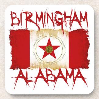 Birmingham Alabama Beverage Coasters