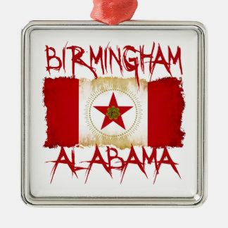 Birmingham, Alabama Christmas Ornament