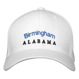Birmingham, ALABAMA Hat Embroidered Hat