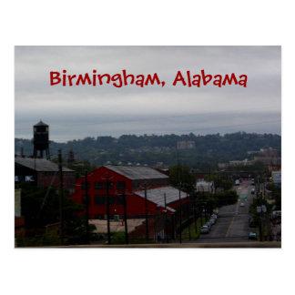 Birmingham, Alabama Postcard
