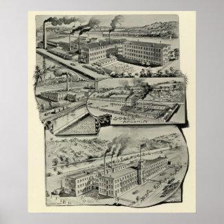 Birmingham Brass Co Poster