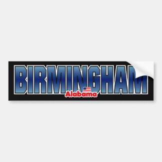 Birmingham Bumper Bumper Sticker