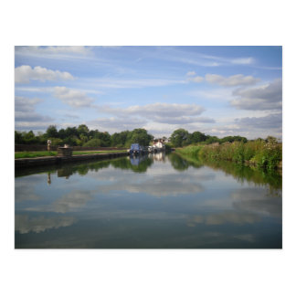 Birmingham Canal 01 Postcard