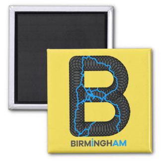 Birmingham Canals Magnet
