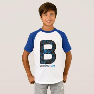 Birmingham Canals Raglan Tshirt