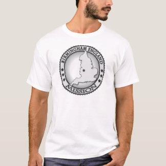 Birmingham England LDS Mission T-Shirts