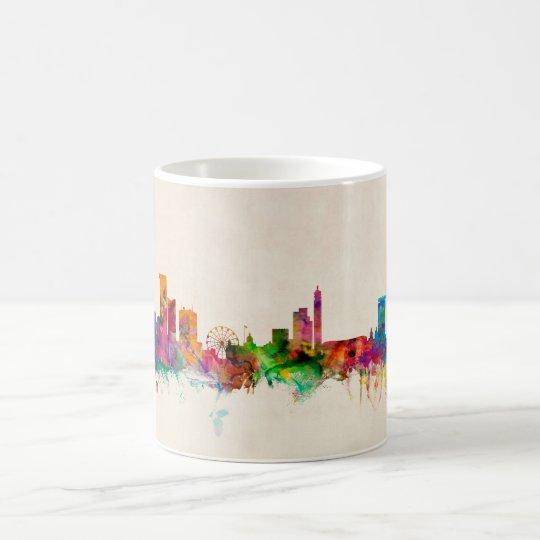 Birmingham England Skyline Cityscape Coffee Mug