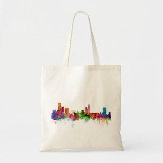 Birmingham England Skyline Tote Bag