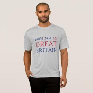 Birmingham Great Britain Competitor Tshirt