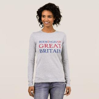 Birmingham Great Britain Long Sleeve Tshirt