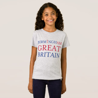 Birmingham Great Britain Tshirt