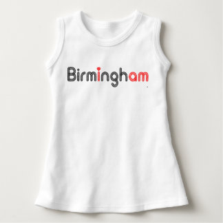 Birmingham I am Dress