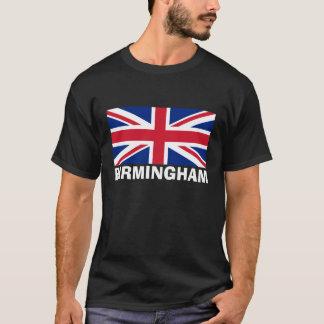 Birmingham in White T-Shirt