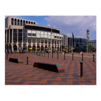 Birmingham Repertory Theater, Birmingham, England, Postcard