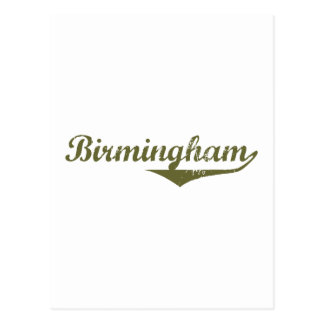 Birmingham Revolution tee shirts Post Card