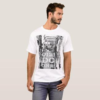 Birmingham saying 0121 Do One on T shirt