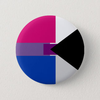 Biromantic Demisexual Pin