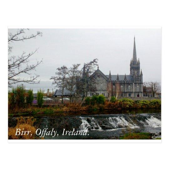 Birr, Offaly, Ireland Postcard
