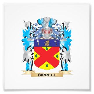 Birrell Coat of Arms Photo Print