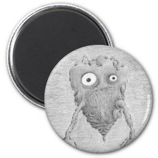 Birth 6 Cm Round Magnet