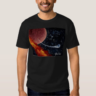 """""""BIRTH"""" (an outer space design) ~ Shirts"""