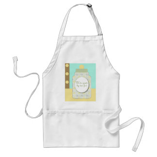Birth Announcement Boy or Girl Aprons