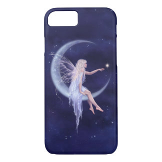 Birth of a Star Moon Fairy iPhone 8/7 Case