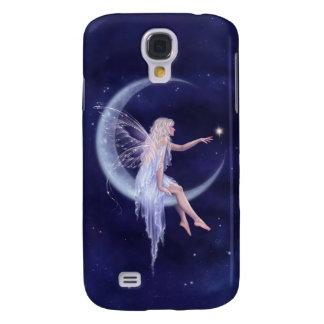 Birth of a Star Moon Fairy Samsung Galaxy S4 Case