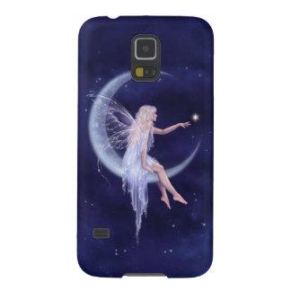 Birth of a Star Moon Fairy Samsung Galaxy S5 Case