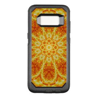 Birth of a Sun Mandala OtterBox Commuter Samsung Galaxy S8 Case