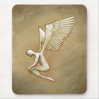 Birth of an Angel Mouse Pad
