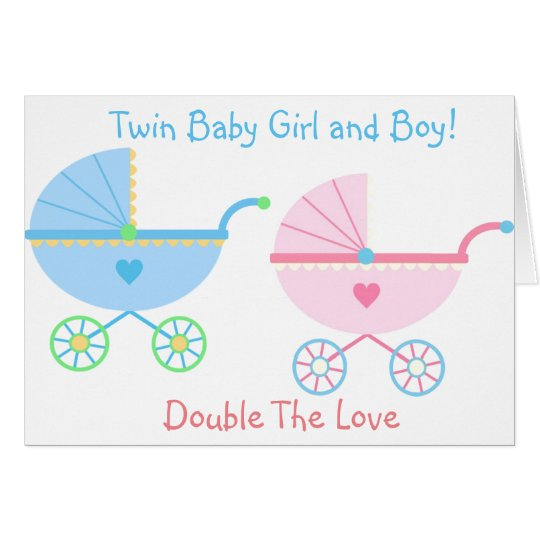 BIRTH OF **BABY GIRL AND BABY BOY TWINS**