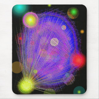 Birth of Easter Egg Mouse Pad