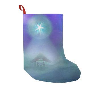 birth of Jesus Christmas Stocking