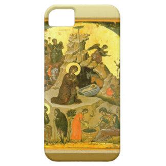 Birth of Jesus iPhone 5 Cases
