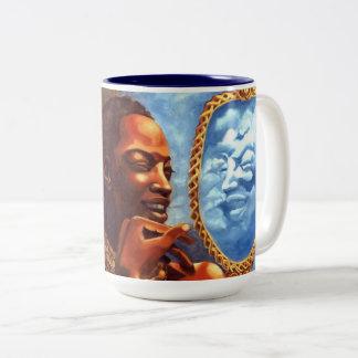 Birth of Oshun signature mug