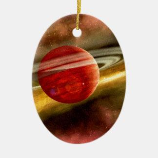 Birth of Saturn Christmas Ornament