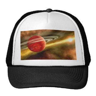 Birth of Saturn Mesh Hats