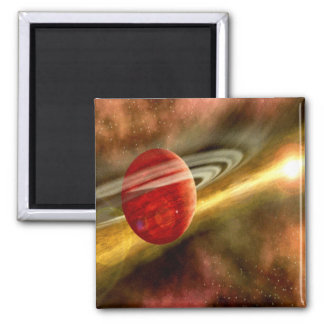 Birth of Saturn Magnet