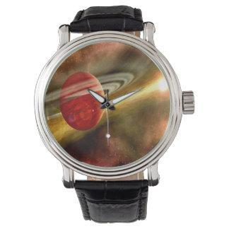 Birth of  Saturn Wrist Watches