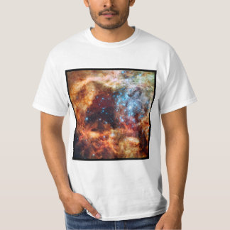 Birth of Stars Cosmic Creation Star Cluster Nebula Tshirt