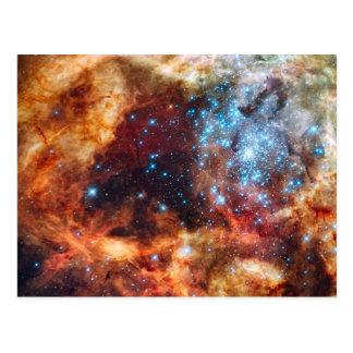 Birth of Stars Cosmic Postcard