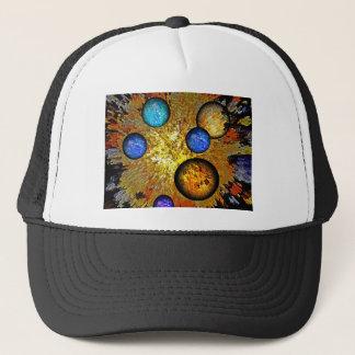 Birth of Time Trucker Hat