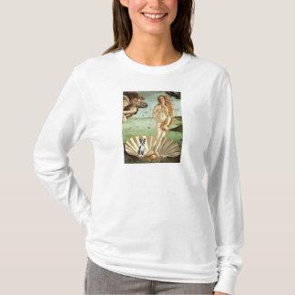 Birth of Venue Venus - Boston Terrier #1 T-Shirt